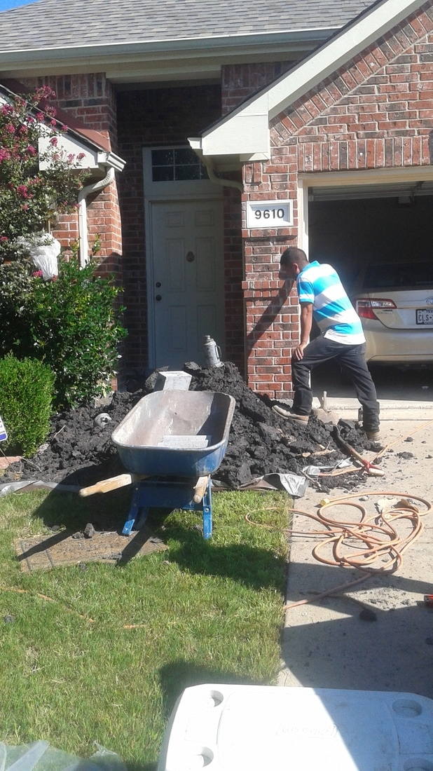 Quality House Leveling Services in the Dallas/ Fort Worth (DFW), TX Area
