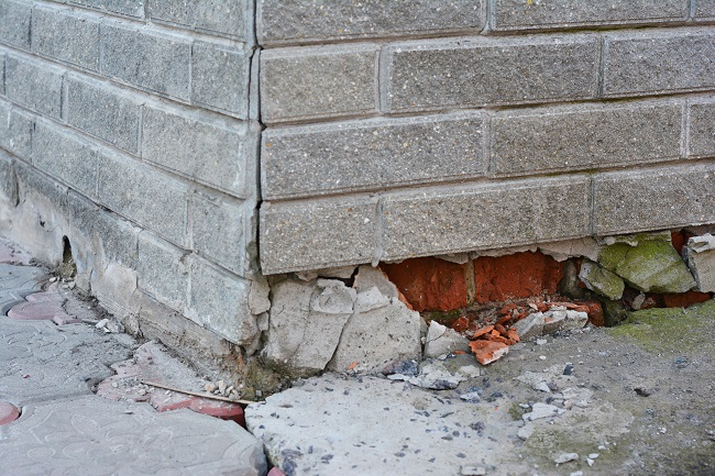 Water Foundation Damage: Its Causes and How to Spot, Prevent, and Repair It