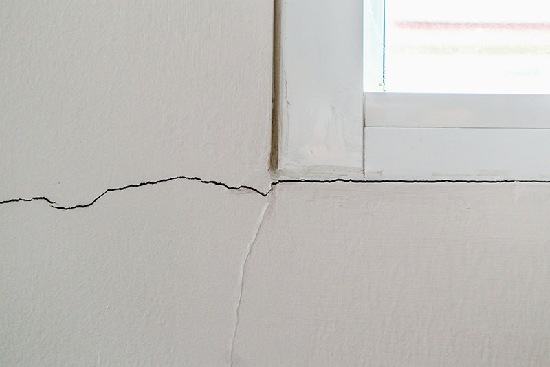 Seven Possible Causes of Home Foundation Cracks