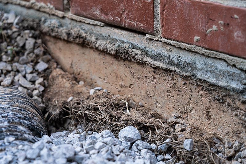 Why Soil Erosion Around Your Foundation is a Problem